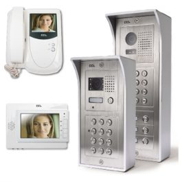 1 Button Surface Intercom