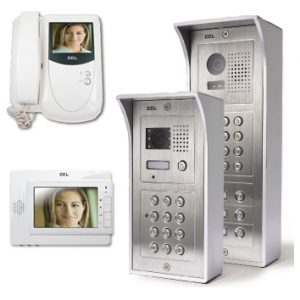 Video Entry Intercom Systems