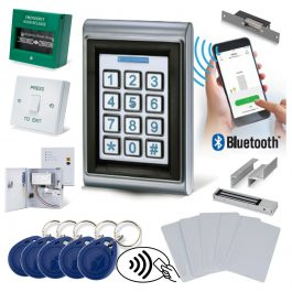 BLUETOOTH, PROX & PIN Single Access Kit