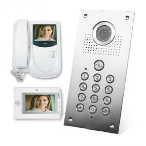 Wired Video Intercoms