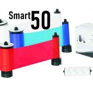 Smart 50 ID Card Printer Ribbons
