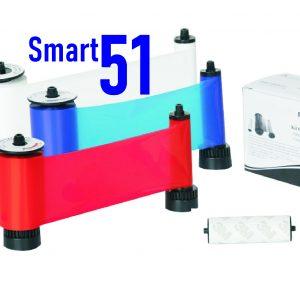 Smart 51 ID Card Printer Ribbons